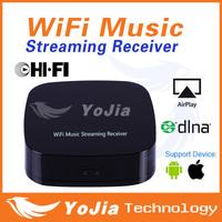 1pc Air Music Airplay DLNA(DMR) Music Radio Receiver iOS & Android Airmusic WIFI Audio Receiver free shipping