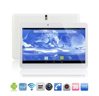 Cheap Tablet With Dual Sim Card 10 Inch Android Phone Tablet MTK6572 Dual Core Android 4.2 Bluetooth WIFI Dual Camera 3G Tablet