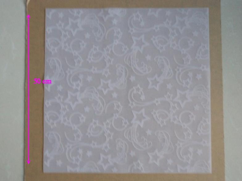 Silicone Star Embossing Imprint Mold Fondant Cake Sugarcraft Cookie Pad Mat 1Pcs 2182(China (Mainland))