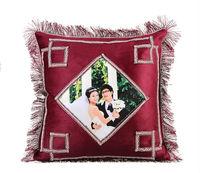 empty pillow case /blank bolster /Heat Transfer/ logo heat transfer/creative gift