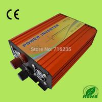 500w 12/24v/48v  high frequency pure sine wave inverter/ dc ac inverter