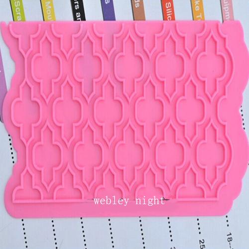 1pc flor artesanato açúcar fondant molde de impressão cortador de biscoitos bolo sugarcraft ferramenta(China (Mainland))