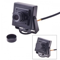 "Mini HD 700TVL 1/3"" 3.6mm Lens CCTV Security FPV Color Camera Hot Selling"
