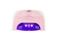 2014 New High-Tech Creative Nail Tools Detachable 36W LED Lamp Nai Polish Black Curing Manicure Nail Dryer E0319