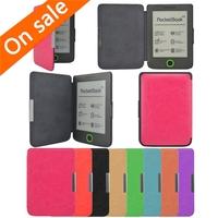 Magnetic Slim Case hard Cover Pouch For pocketbook 515 eReader 5 inch