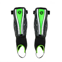 Professional Soccer Shin Guard Pads caneleira futebol EVA with Ankle Support football shin guards  for Adult and Kids
