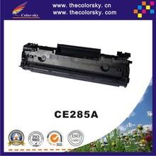 (CS-H285U) compatible toner printer cartridge for hp CE285A CE 285A 285 CE285 MFP 1005 1006 P1102 1102W M1132 1212 1214 1217 BK