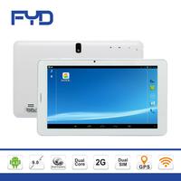 SF-T900 9 inch dual core dual sim tablet pc