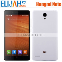 "Original Xiaomi Hongmi Note WCDMA Red Rice Note Hongmi Mobile Phone MTK6592 Octa Core 5.5"" 1280x720 2GB RAM 8GB ROM 5MP+13MP"