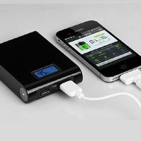 12000mAh Power Bank Universal Carregador Bateria Externa For iphone Samsung Android Phone Smartphone Micro USB