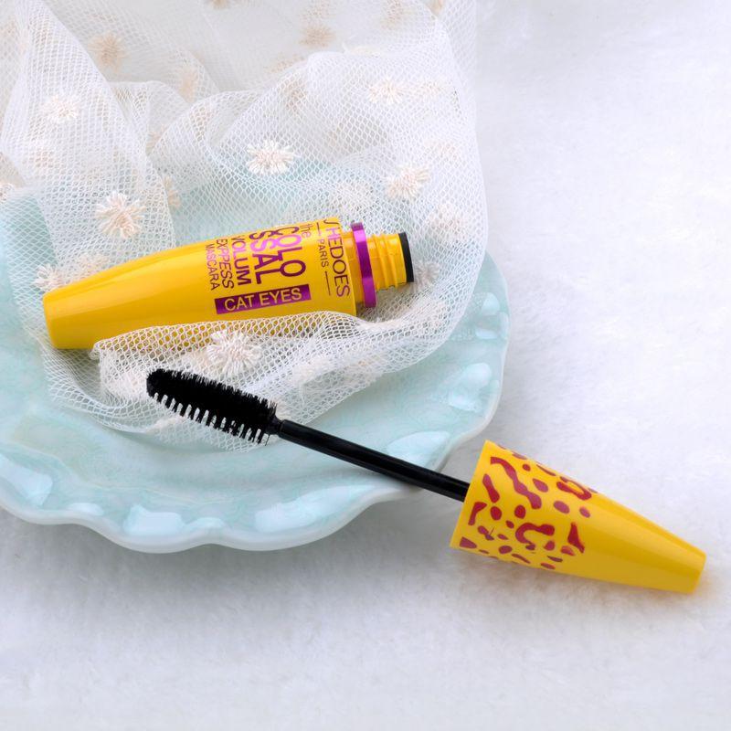 Cosmetic Extension Length Long Curling Eyelash B