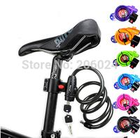 Bicycle lock mountain bike anti-theft lock electric bicycle locks
