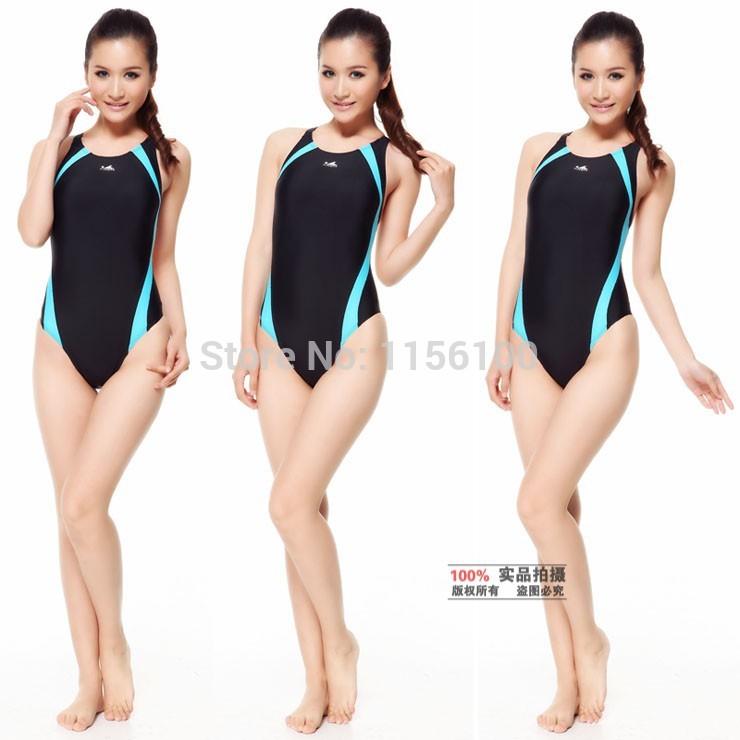 цена Женский закрытый купальник Yingfa 972 онлайн в 2017 году