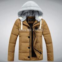 wholesale 2014 new men's winter jacket men's down jacket coat