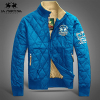 New men's down jacket big yards aged men casual cardigan jacket 6 color optional Size S - XXL