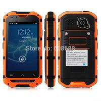 Original waterproof phone Tengda V6 Smartphone IP68 Android 4.2 MTK6572 4.0 Inch IPS screen WiFi