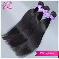 Ali POP cambodian straight virgin hair  3 /4 pcs/lot 8-30 inch cheap hair extension high quality  human hair