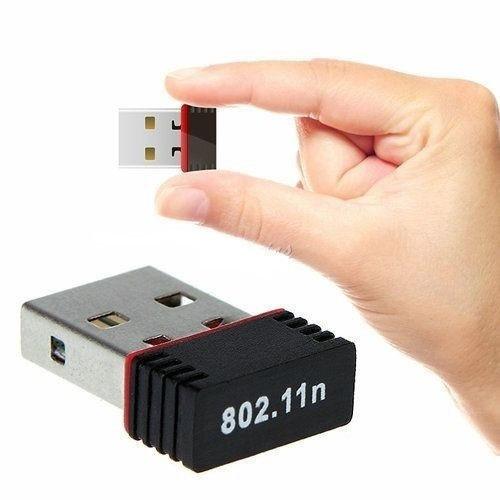 100PCS New Mini 150M USB WiFi Wireless LAN 802.11 n/g/b Adapter(China (Mainland))