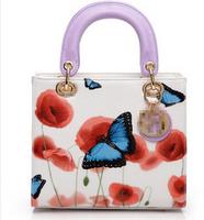 Guaranteed 100% Genuine leather Luxury Women Handbag Famous brand Tote women's Leather handbags Hobo Shoulder Bag Messenger Bags
