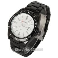 CURREN 8110 Water-proof Date Display Stainless Steel Japan Quartz Movement Men Sports Watch With Calendar Wristwatch Clock item