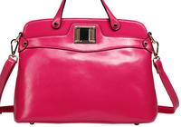Spring 2014 new wave of female bag leather shoulder bag Messenger bag casual fashion 34*26*13cm NB150 Y8PA