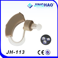 Free Shipping Sound Amplifier Ear Hearing Machine Low Noise Easy Operation Hearing Device Ear Amplifier Batteries AG13 JH-113