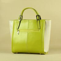 2014 new fashion women's handbags Shoulder Messenger portable leather casual handbags 36*27*26.5CM NBA156 Y8PA