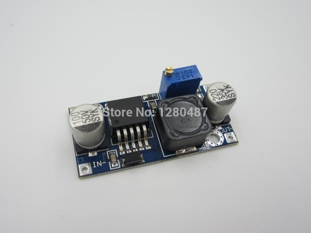 LM2596 LM2596S ADJ Power supply module DC-DC Step-down 5V/12V/24V adjustable Voltage regulator 3A 1967836026.