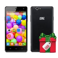 "Original THL 5000 Cell Phones MTK6592 Octa Core Android Celular 5.0"" 1080P IPS Coning Gorilla Glass 3 16GB ROM 5000mAh 13MP NFC"