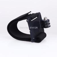 Acessorios 2014 gopro hero 3 black edition Glove style Wrist Band Mount Strap for gopro Hero3 Sj4000 Camera accessories