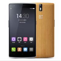 "Original OnePlus One Plus One Oneplus_one 64GB Bamboo (zhuzhi) Version 4G LTE 5.5"" Corning Gorilla Snapdragon801 3GB RAM 13MP Z#"