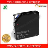 Quality Original FiiO E6 built-in EQ Mini Portable Headphone Amplifier earphone amp E06 Free Shipping