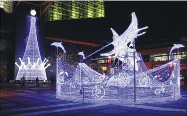 3 x 2m 240 smd led vorhang lichterkette weiß für weihnachtsfeier hochzeitsdekoration mit schwanz stecker 110v-240v wasserdicht