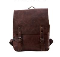 threebox England College Wind retro shoulder bagof high school students travel  backpack schoolbag tide 40*28*10cm NBA184 Y8PA