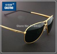 2014 Male Luxury Classical sunglasses polarized sunglasses Men sunglasses sports aluminum magnesium driving mirror sun glasses