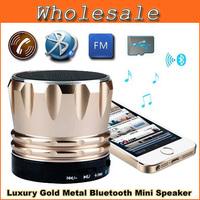2014 Hot Portable Mini Bluetooth Handsfree Speakers,Mini Wileress Bluetooth MP3 Speakers D92 Sound Card Speaker With FM Radio