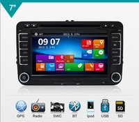 2014 New Fashion Car DVD 7'' HD For  VW MAGOTAN / PASSAT B6 / MAGOTAN V6 / PASSAT V6  With GPS 3D UI High quality Factory Outlet