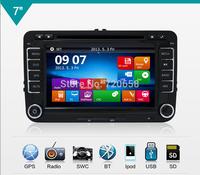 2014 New Fashion Car DVD 7'' HD For  VW MAGOTAN / PASSAT B6 / MAGOTAN V6 / PASSAT V6  With GPS 3D UI High quality Factory Outlet