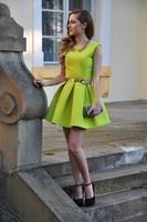 Europe  Women Summer Backless Slim Elegant Bodycon Pencil Dress
