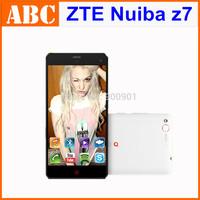 """IN Stock! Original ZTE Nubia Z7 Mini Android 4.4  4G LTE phone Qualcomm Z7 Max 5"""" 1920x1080p Quad Core 2GB Ram 16GB Rom 13MP 3G"""