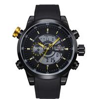 2014 New WEIDE Watches Men's Luxury Brand Japan Quartz Movement 3ATM Waterproof Analog Military Watch Relogio Clock Men Fashion
