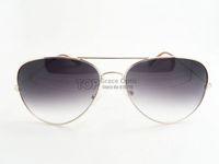 freeshipping retro fashion 3025 3026 Aviator blue purple gradient  cheap eyewear brand vintage men woman RB sunglasses