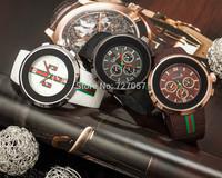 Free shipping  2015 New fashion women dress watch ladies casual quartz luxury brand wristwatch 3 color reloj