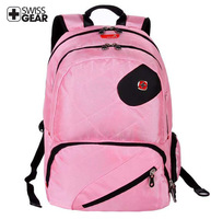 Free shipping 100% Genuine Swissgear laptop backpack schoolbag 15  inch laptop bag travel bag wenger SA008