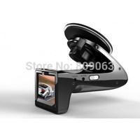 SH818 Radar Detector Car DVR camera 1080P Full HD Car DVR with GPS + G-Sensor + E-dog - Russian Language