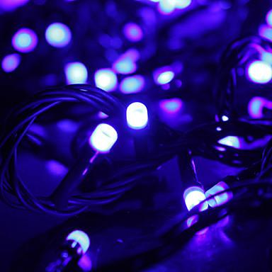 rgb 10M 100 LED String Light ,Fairy Christmas Lights Decoration Holiday  Xmas Free Shipping(China (Mainland))