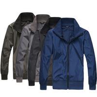 Man spring 2014 jackets for men casual clothing military mens designer clothes outdoor jaquetas de couro motorcycle jackets D383