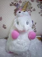 45CM Despicable ME Unicorn Very Big Movie Plush Toy 17.5Inch Minions Stuffed & Plush Animals Stuffed Animals & Plush Plush Toys
