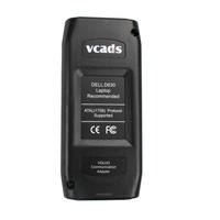 2014 Latest Version Professional Multi-Language Volvo Truck Diagnostic Tool Volvo VCADS Pro 2.40 EMS Shipping