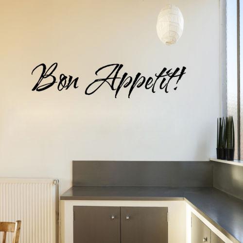 Фото - Стикеры для стен Leyin BON APPETIT d cor A024-M200 стикеры для стен happy 30x120cm 2015 3d diy d cor mn 01943